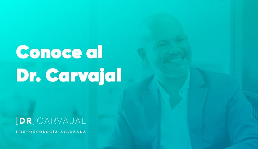 Conoce al doctor Román Carvajal